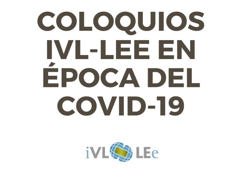 COLOQUIOS IVL-LEE